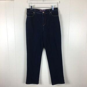Gloria Vanderbilt Amanda Women's Jeans Size 12